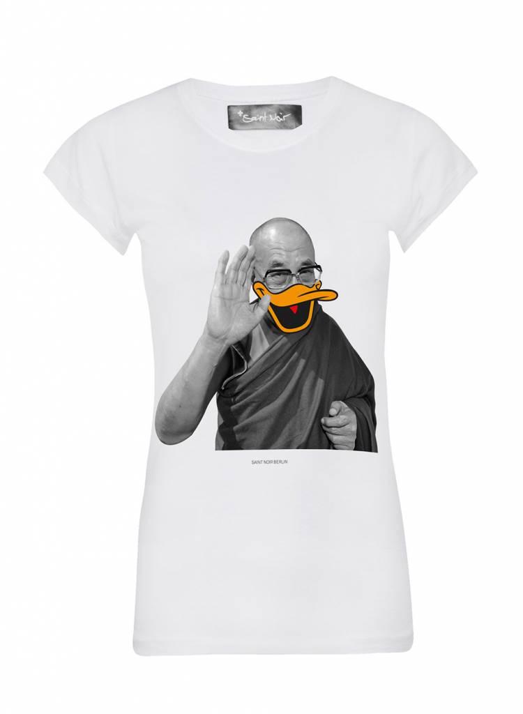 T-Shirt Skinny Cut Damen - Dalai - Duck Faces