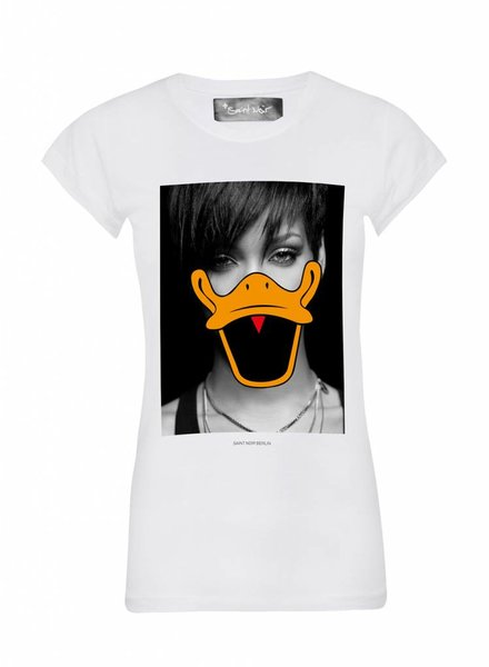 T-Shirt Skinny Cut Women - Robyn - Duck Faces