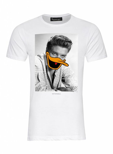 T-Shirt Men - Elvis - Duck Faces