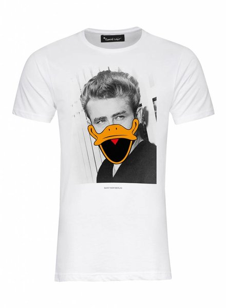 T-Shirt Herren - James - Duck Faces