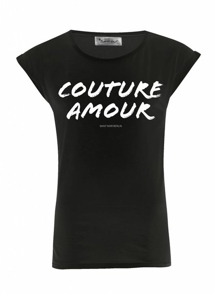 T-Shirt Rolled Sleeve Women - Couture Amour