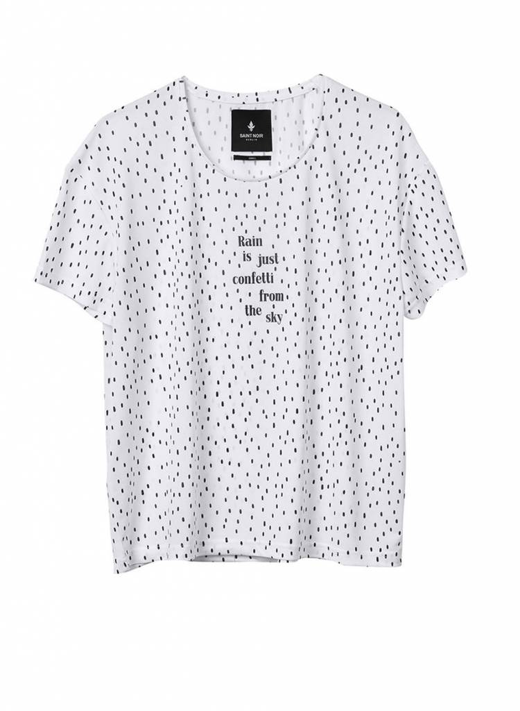 T-Shirt Light Fit Ladies - Confetti
