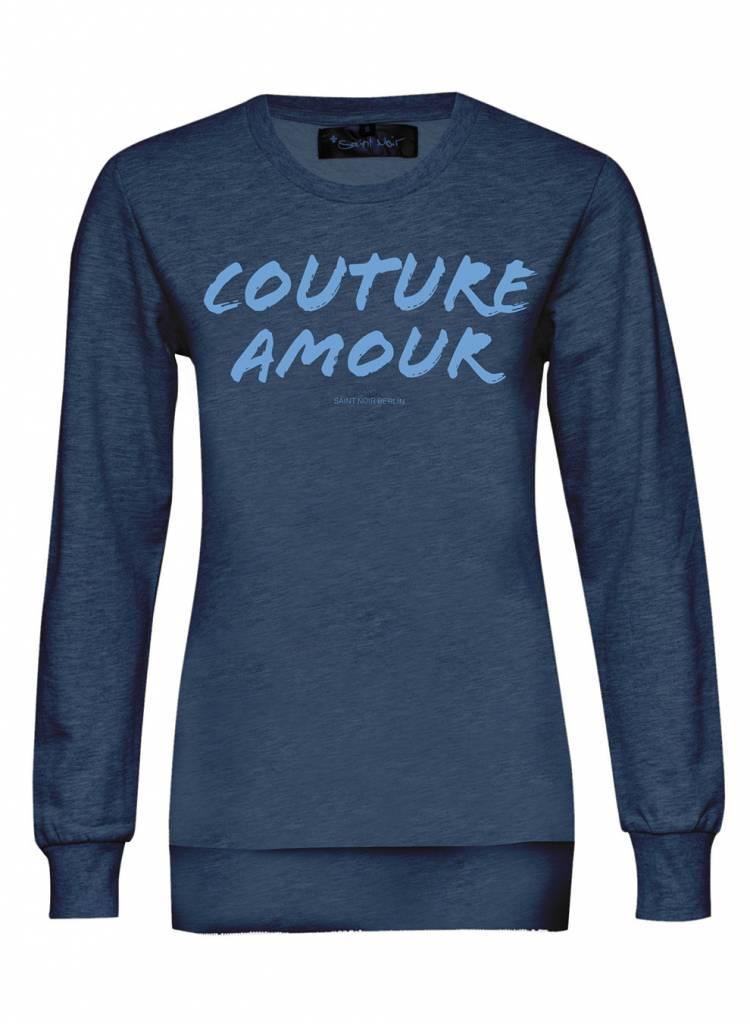 Sweatshirt Classic Cut Damen - Couture Amour