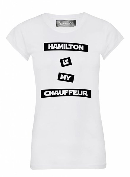 T-Shirt Skinny Cut Women - Hamilton - The Family Collection