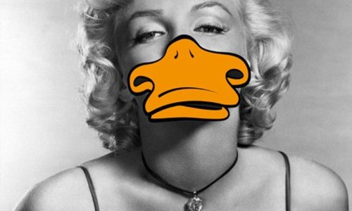 Duck Faces