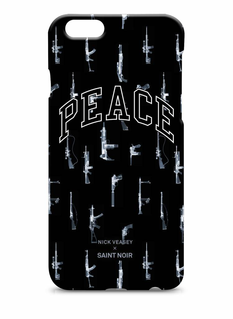 iPhone Case Accessoire - Peace - Nick Veasey