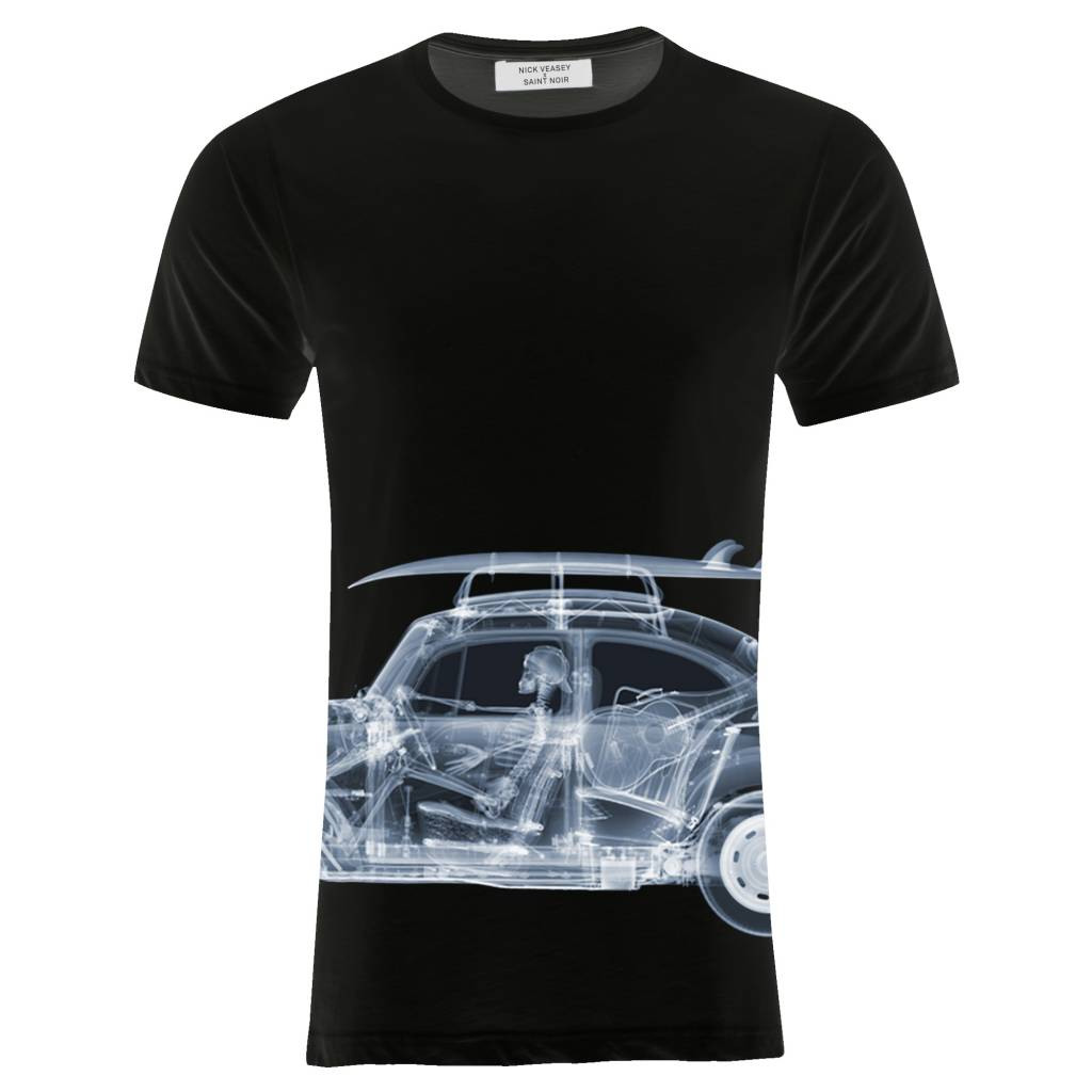 T-Shirt Herren - Beetle - Nick Veasey Collection