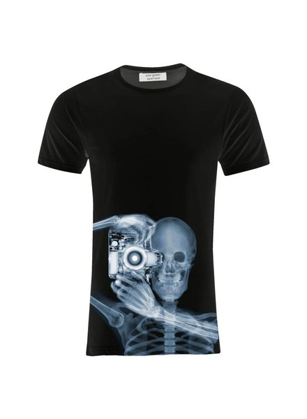 T-shirt Men - Snapshot - Nick Veasey Collection