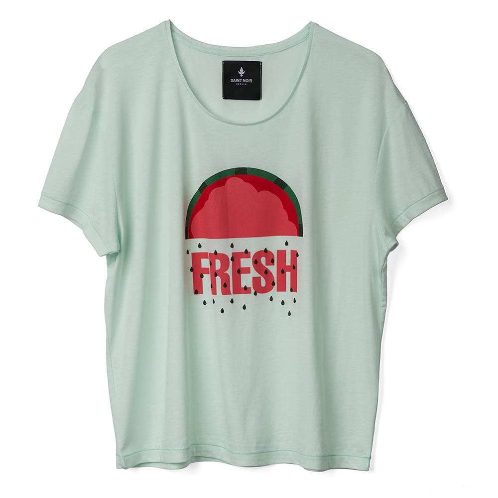 T-Shirt Light Fit Damen - Fresh