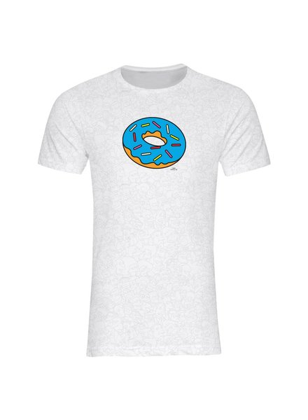 T-shirt Men - Donut - Simpsons Collection