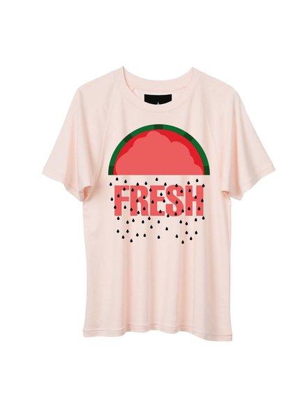 T-Shirt Super Cut Damen - Fresh