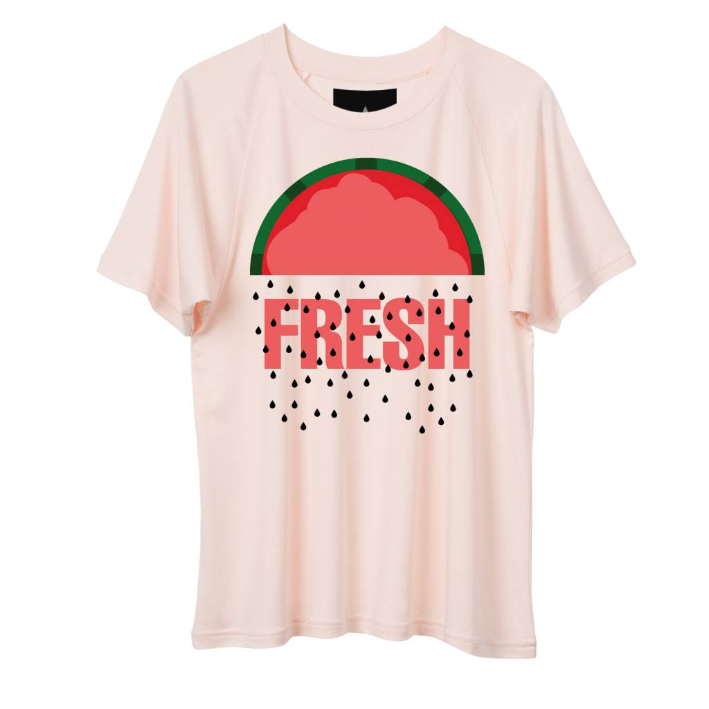 T-shirt Super Cut Women - Fresh