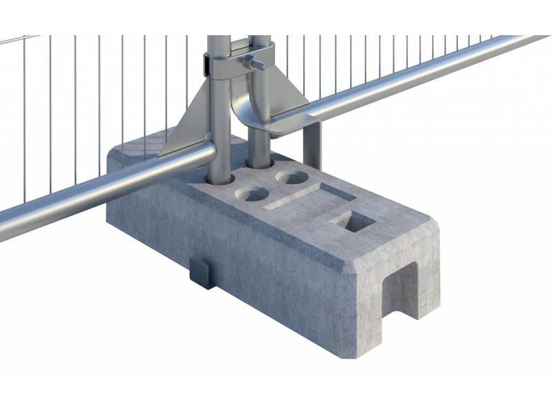 Betonnen bouwhekvoet 32kg