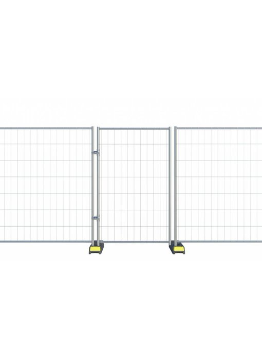 Looppoort bouwhek Standaard