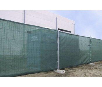 Winddoorlatend bouwheknet