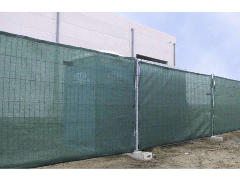 Winddoorlatende bouwheknetten (per stuk)