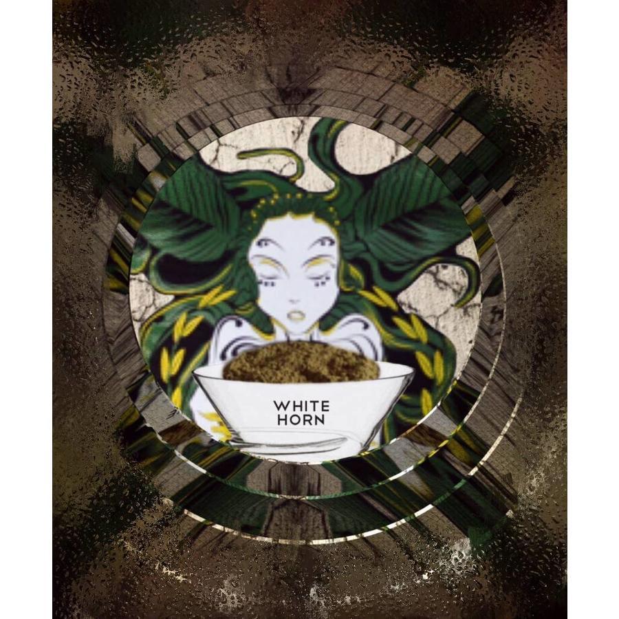 White horn-1
