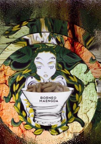 Borneo Maeng da Capsules