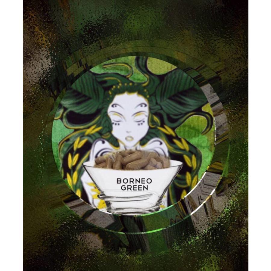 Borneo green  vein Capsules-2