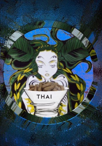 Thai Maeng-da  Kapseln