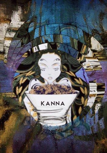 Kanna aus Südafrika.