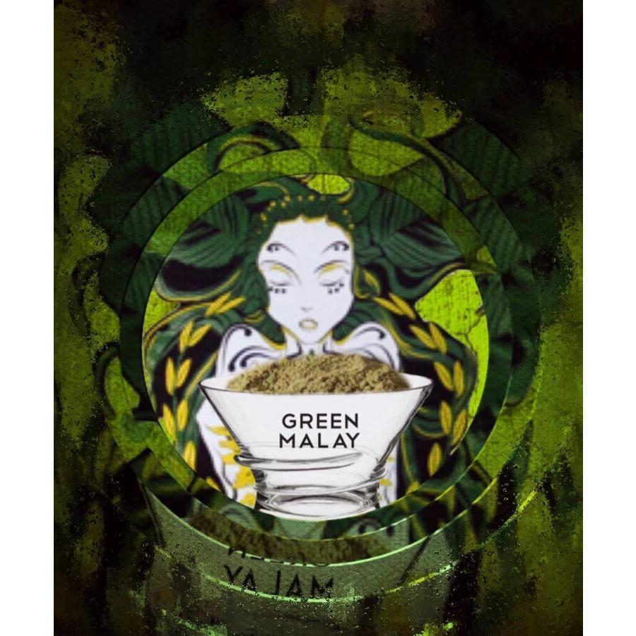 Malaysian green vein.-2