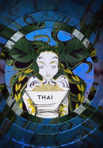 Thai Maeng-da.