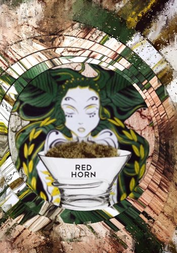 *Nieuw* Red  Horn