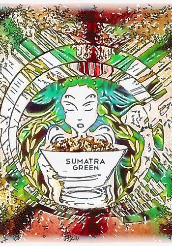 Sumatran green