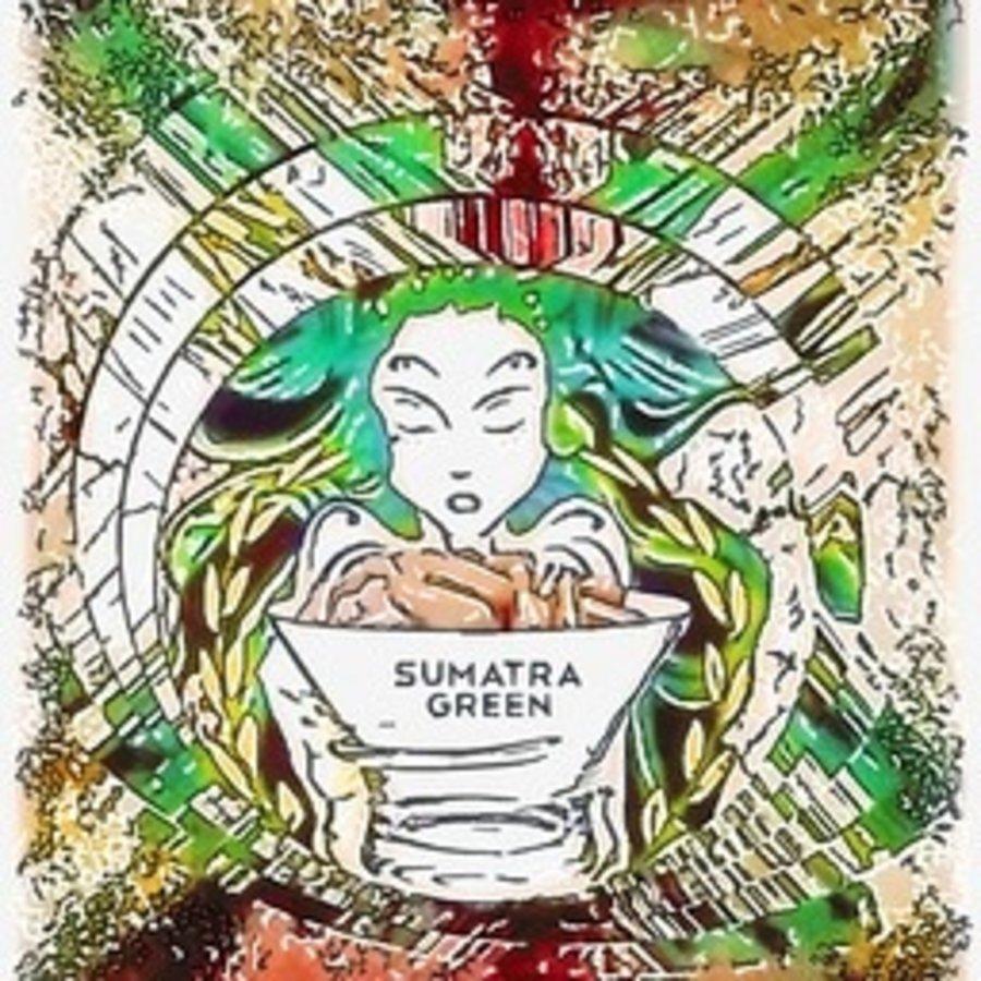 Sumatra green vein   Kapseln-3