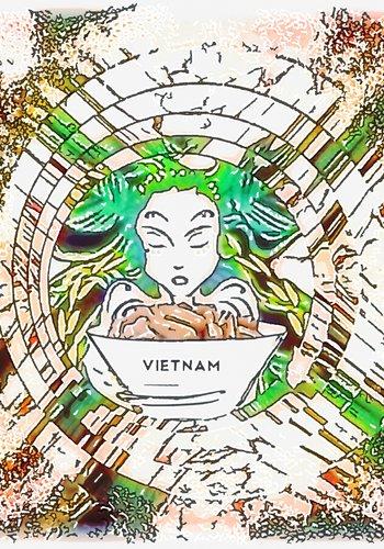 Vietnamesisches  Kapseln