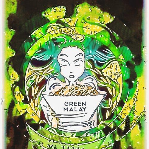 Malaysian green