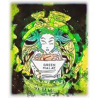 thumb-Green Malay Kapseln-1
