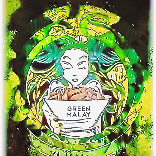Malaysian Green Capsules