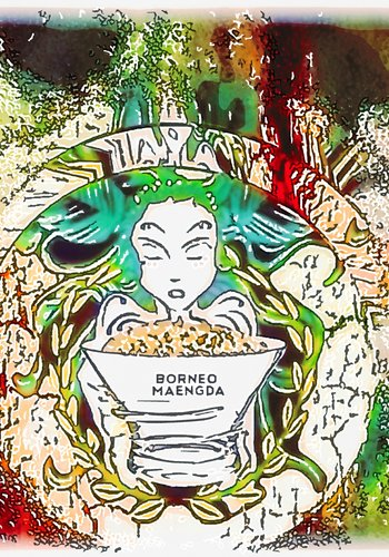 Borneo maeng da