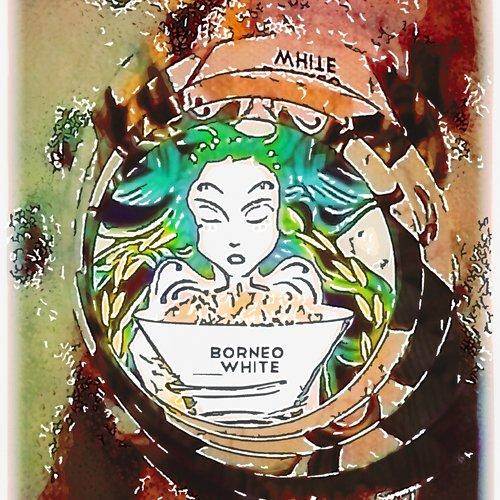 Bornean White