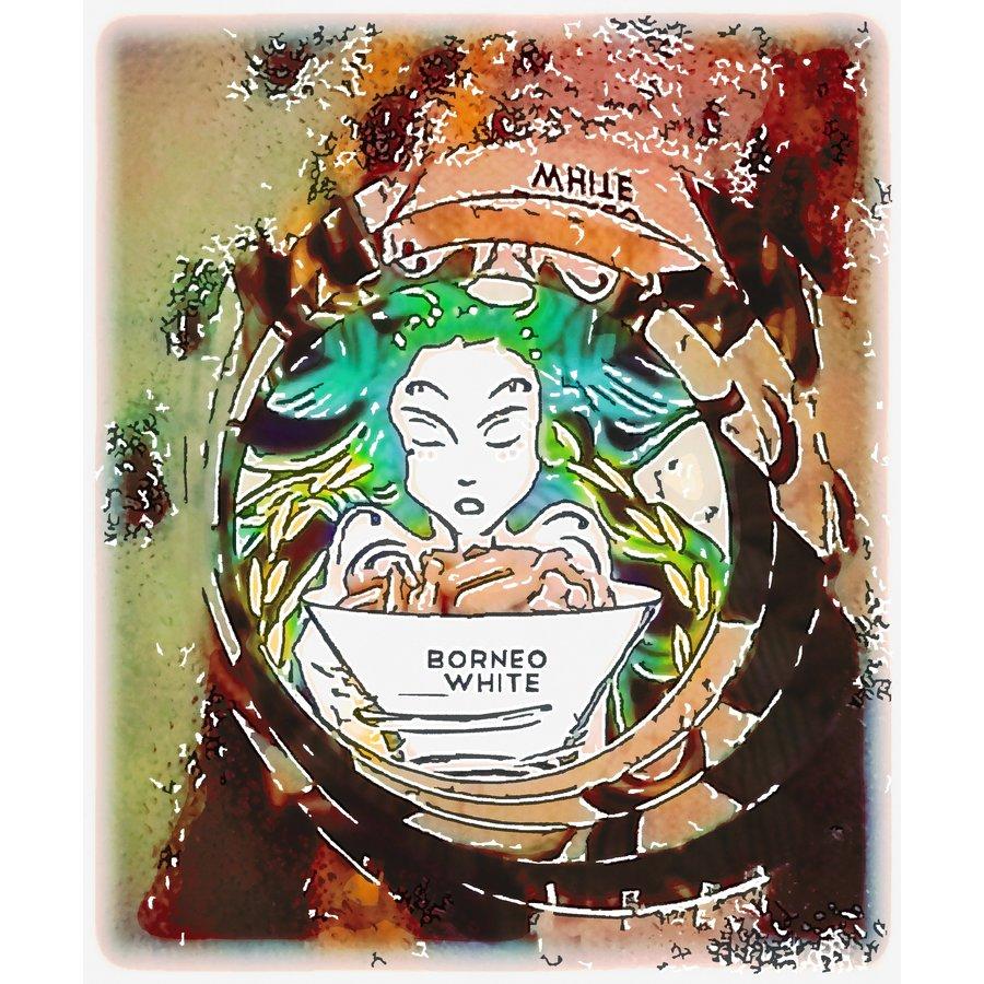 Borneo White vein Kapseln-1