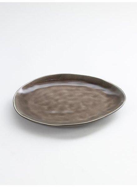 Pascale Naessens Bord Ovaal Medium - Bruinroze (per 2)