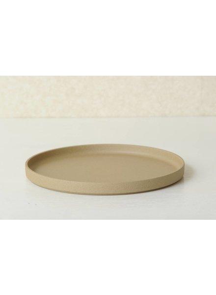 HASAMI Porcelain  Bord naturel 25 x 2 cm