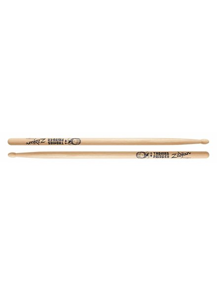 Zildjian drumsticks ASTP Artist series, Thomas Pridgen, Wood Tip, natural color ZIASTP