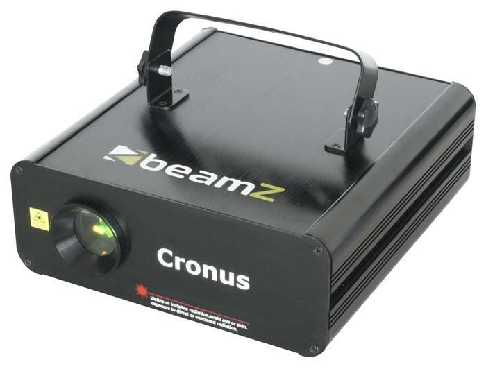Beamz  laser Cronus demo model