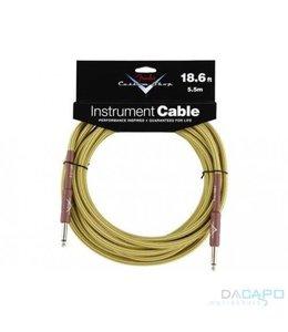 FENDER jack - 5.5 meter cable jack guitar - line Tweed Yellow