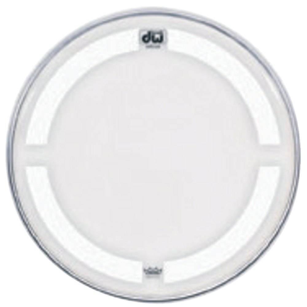 "DW drumworkshop DW bass drum batter drumhead white 23 ""CC-23K"