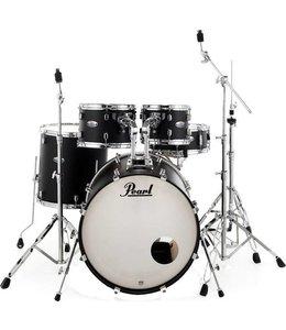 Pearl DMP925S / C227 JAHRZEHNT Satin Black Slate Drums inkl. HWP830 Hardware Pack
