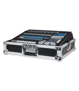 Showtec Creator 1024 winkelmodel incl. Flightcase console DMX lighting control table
