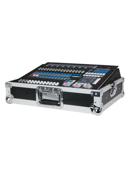 Showtec Creator 1024 winkelmodel incl. Flightcase console DMX lighting control table