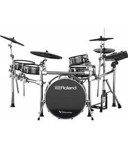 Roland TD-50KV TD50KV HYBRID incl. RT-30K & powerply mesh head