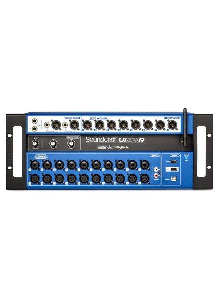 Soundcraft Sound digitale Mischer UI24R