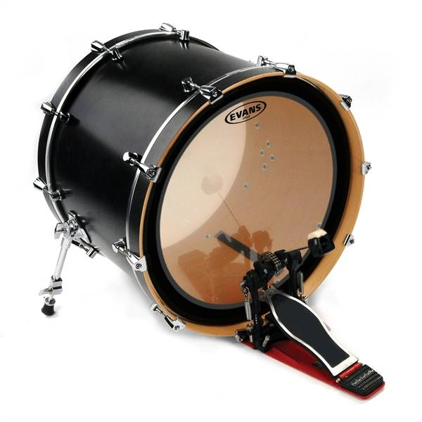 """Evans BD22EMAD2 BD DAMP SYSTEM Bass Drum Well 22 """""""
