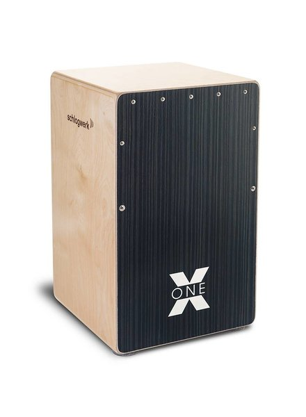 Schlagwerk CP 160 X-One Hard Coal Stripes Cajon